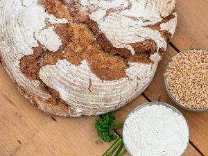 ZANNER Produktfoto Holzofenbrot