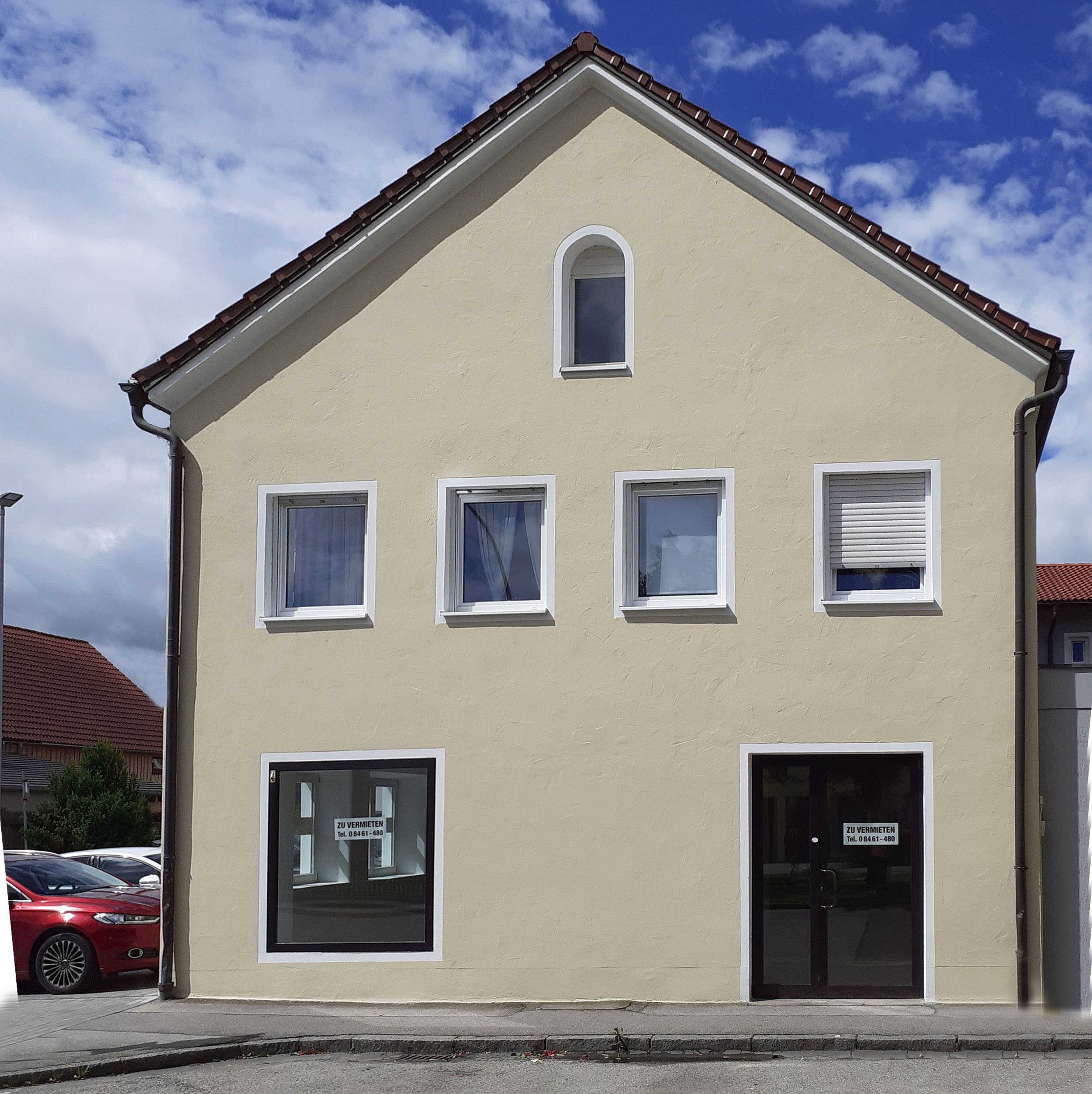 Leerstand Gewerbeimmobilie in der Ringstraße Beilngries